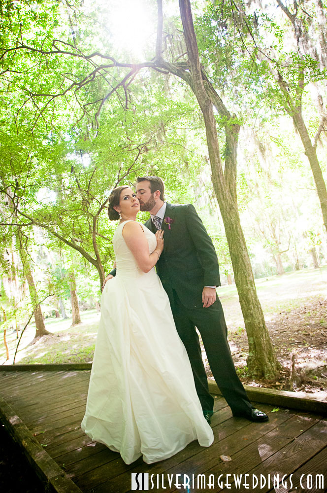 Claudia + Nate's wedding at the Baughman Center in Gainesville, Florida, www.silverimagephotoagency.com